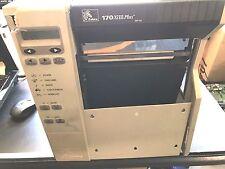 Zebra 170XiIII Plus Industrial Thermal Transfer Printer Ethernet 170-7A1-00000