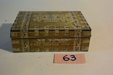 C63 Ancienne boite biscuit HUNTLEY AND PALMERS LONDON ENGLAND