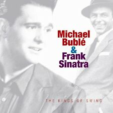 MICHAEL BUBLE & FRANK SINATRA- THE KINGS OF SWING  CD NEW+