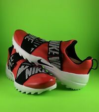 Nike Air Zoom Gimme Golf Shoes Max Orange Black Size 11.5 849955 800 NEW