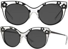Michael Kors Damen Sonnenbrille MK1038 305087 52mm Melbourne schwarz Etui 4 14