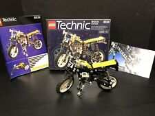 Lego 8838 Technic Shock Cycle - 100% Complete with Box & Instructions