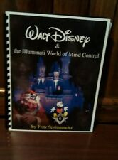 Walt Disney & the illuminati World of Mind Control by Fritz Springmeier