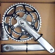 New Ultracycle KHS Flite 747 Crankset Crank - 200mm - 50/34T - Silver