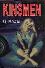 Kinsmen: A Nameless Detective Novella by Bill Pronzini-Cemetery Dance 1st Ed./DJ