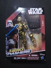 "MARVEL SUPER HERO MASHERS C-3PO 6"" INCH ACTION FIGURE"