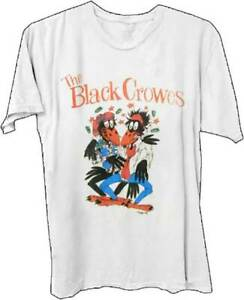 The Black Crowes Sketch Southern Rock Blues Music Jam Band T Shirt 17861004