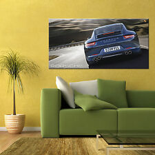 911 TURBO CARRERA S 991 LARGE AUTOMOTIVE HD POSTER 24x48 in