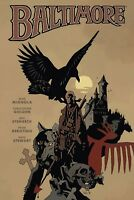 BALTIMORE GESAMTAUSGABE HC #2 deutsch MIKE MIGNOLA+B.STENBECK Hellboy CROSS CULT