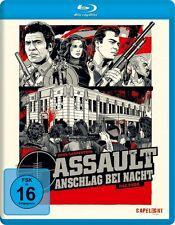 Assault - Anschlag bei Nacht (John Carpenter) Blu-ray Disc NEU + OVP!