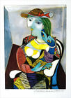Pablo PICASSO Portrait of Marie Therese Walter Limited Giclee Signed 20x13
