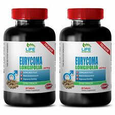 Men Sexual Performance - Eurycoma Longifolia 2275mg - Stinging Nettle Seeds 2B