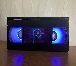John Wick VHS Night Light, Horror Movie, Bed Light, Desk Light, Cartoon, TV