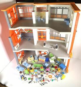 Playmobil 6657 City Life Children's Hospital floor Extension X-ray Dentist Extra