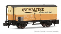 Arnold HN6451 N Gauge SBB Ovomaltine Refrigerated Wagon III