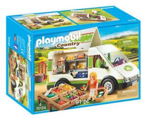 Playmobil Van Marché Bio 70134 Playmobil