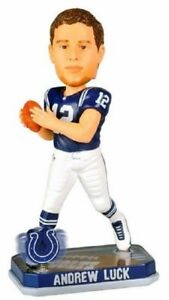 ANDREW LUCK INDIANAPOLIS COLTS LIMITED EDITION BOBBLEHEAD #473 OUT OF 2,014 MADE