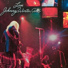 JOHNNY WINTER - LIVE  CD NEU