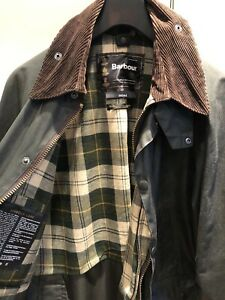 Barbour Wachsjacke Modell Bedale