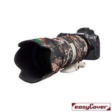 easyCover Lens Oak FOREST CAMO Neoprene Cover for Canon EF 70-200mm f/2.8L IS II