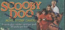 Scooby Doo The Movie Trading Card Box