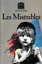 "Michael Ball ""LES MISERABLES"" Frances Ruffelle / Siân Reeves 1987 London Program"