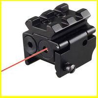 Tactique faisceau laser rouge Dot Lunette viseur
