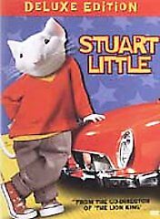 STUART LITTLE - DVD - 2002 - SPECIAL DELUXE EDITION