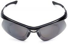 BBB Fahrrad-Sonnenbrille OptiView PZ BSG-33 Polarisiert, auch für Brillenträger