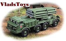 Eaglemoss 1:72 BM-27 Uragan MRLS (Hurricane) Russian Army Russia CV002