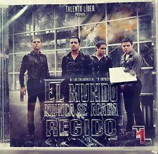 GRUPO REGIDO - EL MUNDO NUNCA SE ACABA (BRAND NEW CD)