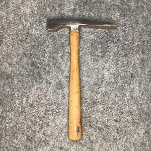 Vintage Stanley 12 oz Brick Masonry Hammer