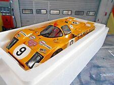 FERRARI 512M 512 M 24h Le Mans Racing #9 De Cadenet Fierlant Came CMR Resin 1:18