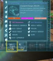 ark survival evolved xbox one pve 955 Melee Male Giga