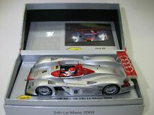 Slot.it Audi R8 Lmp 1st 24Hr Le Mans Winner 2000 1:32 Scale Slot Car, CW19