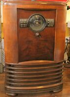 Zenith SHUTTER DIAL Console Radio MODEL 9-S-367 vintage 1930's