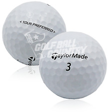 24 TaylorMade Tour Preferred Near Mint AAAA Used Golf Balls - FREE Shipping