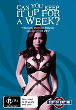 Can You Keep It up for a Week - DVD Region 4