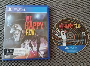 We Happy Few  🎮 PS4 Sony PlayStation 4 Game  Free Postage