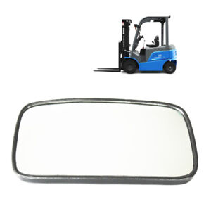 Universal Forklift Accessories rearview mirror ABS high quality 235*135mm single