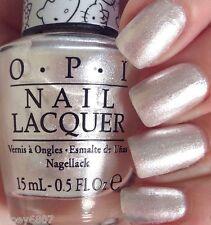 OPI Hello Kitty **KITTY WHITE** Soft Pearl White Nail Polish Lacquer French H80