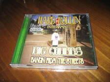 Chicano Rap CD BIG CHUBBS - Bangin from the Streets - Mr. Shadow CARTOON - 2005