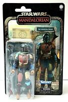 """STAR WARS Credit Collection THE MANDALORIAN 6"""" Action Figure Black Series NEW"""