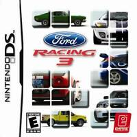 Ford Racing 3 - Nintendo DS Game - Game Only