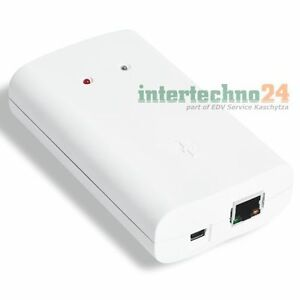 Intertechno itgw - 433 LAN Gateway, Radio Transmitter for iPhone iPad and Smartphone