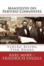 Clássicos Da Rising Star Bks.: Manifesto Do Partido Comunista : Versão Rising...