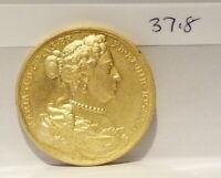 Mary II Dassier RESTRIKE Medallion Kings & Queens of England Series (37.8)