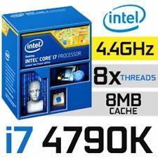 Intel Quad-Core i7 4790k bis 4,4GHz mit HT, 88Watt TDP So.1150, SR219 mit Kühler