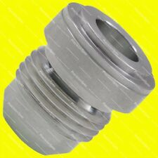 AN10 Male Flare Aluminium Weld Bung Fitting Adapter