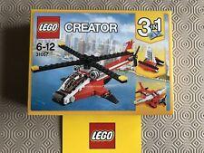 Lego 31057 Creator 3 in 1 Air Blazer Helicopter Seaplane or Catamaran Brand New